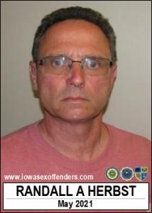 Randall Allen Herbst a registered Sex Offender of Iowa