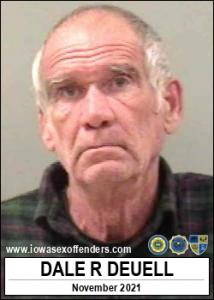 Dale Richard Deuell a registered Sex Offender of Iowa