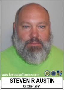 Steven Ray Charles Austin a registered Sex Offender of Iowa