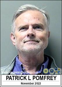 Patrick Loveland Pomfrey a registered Sex Offender of Iowa