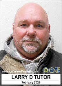 Larry Dwayne Tutor a registered Sex Offender of Iowa