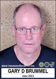 Gary Dale Brummel a registered Sex Offender of Iowa