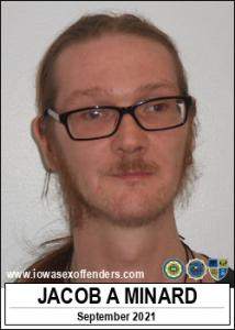 Jacob Allan Minard a registered Sex Offender of Iowa