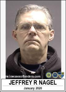 Jeffrey Ray Nagel a registered Sex Offender of Iowa