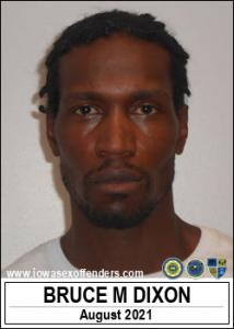 Bruce Maurice Dixon a registered Sex Offender of Iowa