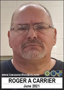 Roger Allen Carrier a registered Sex Offender of Iowa