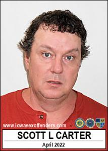 Scott Linus Carter a registered Sex Offender of Iowa