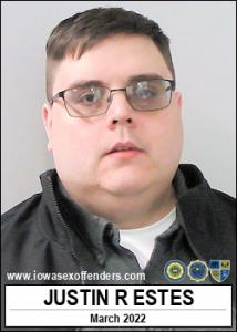 Justin Robert Estes a registered Sex Offender of Iowa