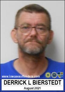 Derrick Lynn Bierstedt a registered Sex Offender of Iowa
