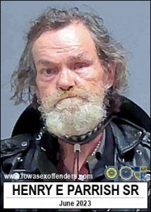 Henry Edgar Parrish Sr a registered Sex Offender of Iowa