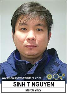 Sinh Truong Nguyen a registered Sex Offender of Iowa