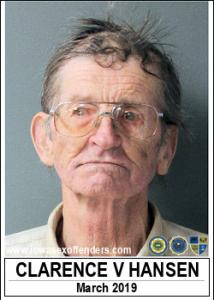 Clarence Victor Hansen a registered Sex Offender of Iowa