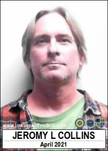 Jeromy Lee Collins a registered Sex Offender of Iowa