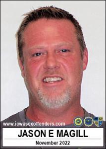 Jason Eric Magill a registered Sex Offender of Iowa