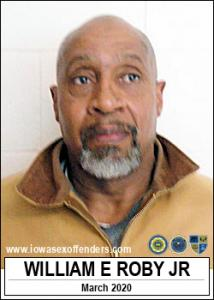William Earl Roby Jr a registered Sex Offender of Iowa