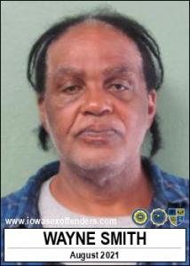 Wayne Smith a registered Sex Offender of Iowa