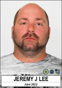 Jeremy Jacob Lee a registered Sex Offender of Iowa