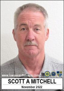 Scott Anthony Mitchell a registered Sex Offender of Iowa