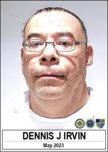 Dennis John Irvin a registered Sex Offender of Iowa
