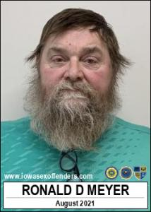 Ronald Douglas Meyer a registered Sex Offender of Iowa