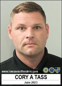Cory Allen Tass a registered Sex Offender of Iowa
