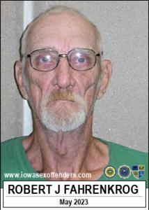 Robert John Fahrenkrog a registered Sex Offender of Iowa
