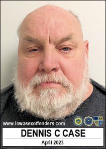 Dennis Craig Case a registered Sex Offender of Iowa