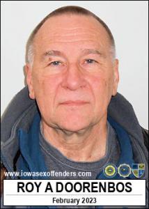 Roy Allen Doorenbos a registered Sex Offender of Iowa