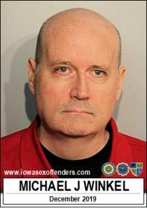 Michael James Winkel a registered Sex Offender of Iowa