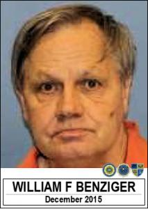 William Ford Benziger a registered Sex Offender of Iowa