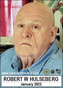 Robert William Hulseberg a registered Sex Offender of Iowa