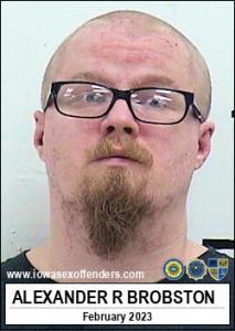 Alexander Richard Brobston a registered Sex Offender of Iowa