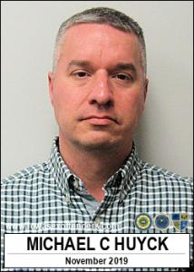 Michael Christopher Huyck a registered Sex Offender of Iowa