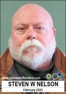 Steven Wayne Nelson a registered Sex Offender of Iowa