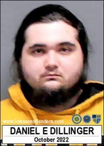 Daniel Eugene Dillinger a registered Sex Offender of Iowa