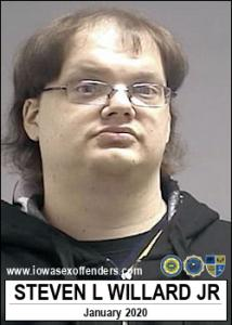 Steven Lee Willard Jr a registered Sex Offender of Iowa