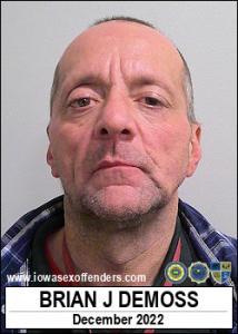 Brian Jon Demoss a registered Sex Offender of Iowa