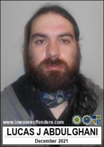 Lucas Jamaal Abdulghani a registered Sex Offender of Iowa
