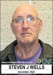 Steven John Wells a registered Sex Offender of Iowa