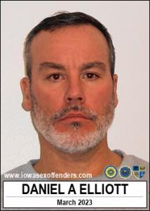 Daniel Allen Elliott a registered Sex Offender of Iowa