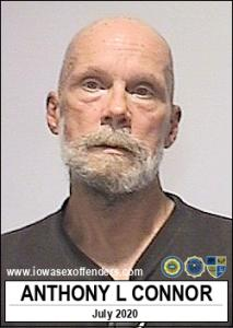 Anthony Lee Connor a registered Sex Offender of Iowa