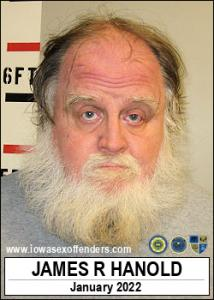 James Richard Hanold a registered Sex Offender of Iowa