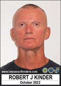 Robert Joseph Kinder a registered Sex Offender of Iowa