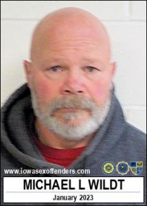 Michael Linn Wildt a registered Sex Offender of Iowa