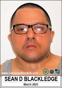 Sean David Blackledge a registered Sex Offender of Iowa