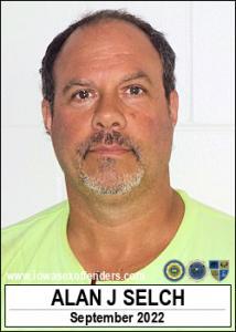 Alan Joseph Selch a registered Sex Offender of Iowa