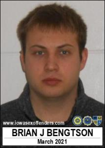 Brian James Bengtson a registered Sex Offender of Iowa