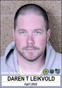 Daren Thomas Leikvold a registered Sex Offender of Iowa