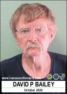 David Paul Bailey a registered Sex Offender of Iowa