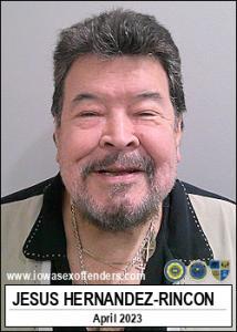 Jesus Hernandez-rincon a registered Sex Offender of Iowa